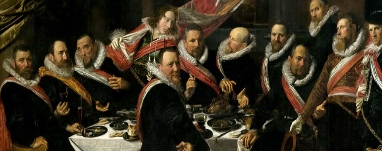 Snapshots uit het verleden: Frans Hals