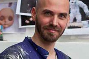 Chris Berens kunstenaar